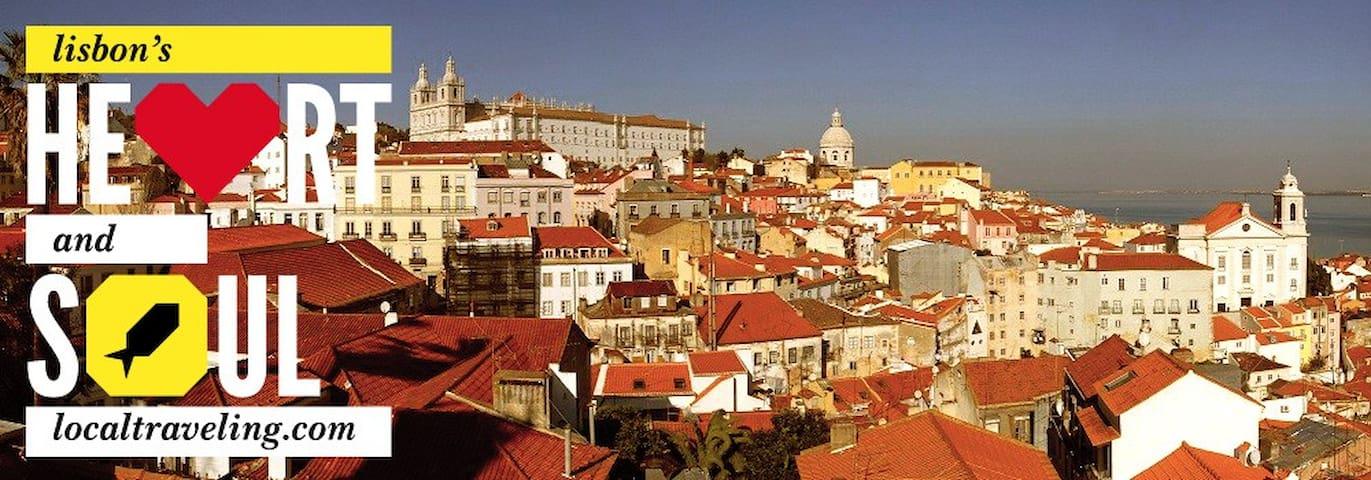 Our info of Lisbon  Fatima, Paula And Eduardo