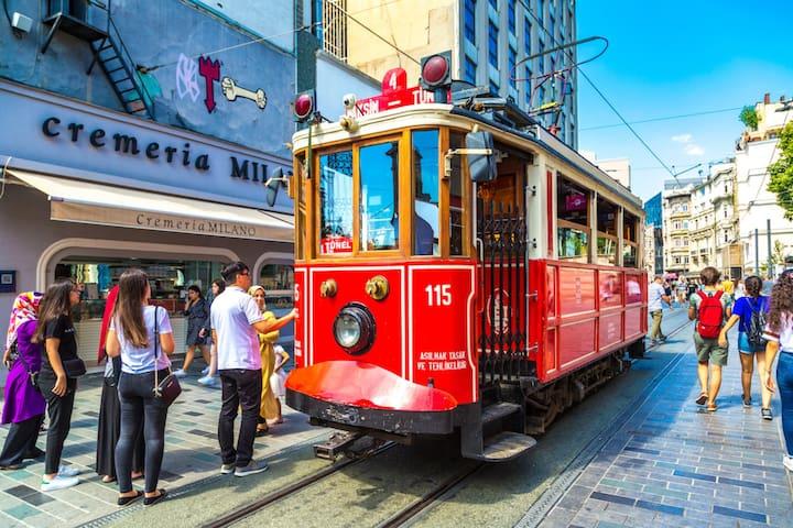 A Guide to Beyoglu