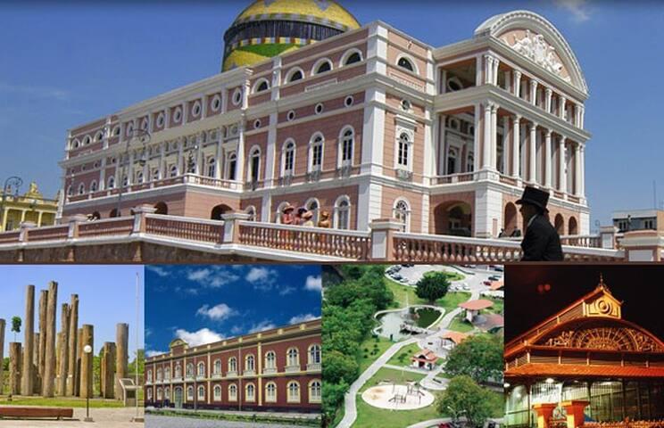 A Manaus dos nossos sonhos é assim
