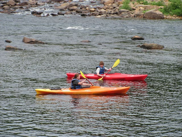 Guidebook to Canoeing on the Saco River