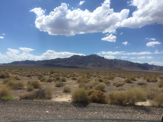 What to Do and See around Amargosa Valley