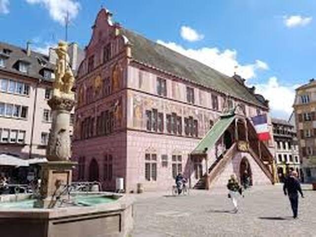 Mulhouse City