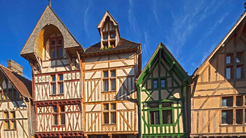 Les lieux incontournables de Troyes
