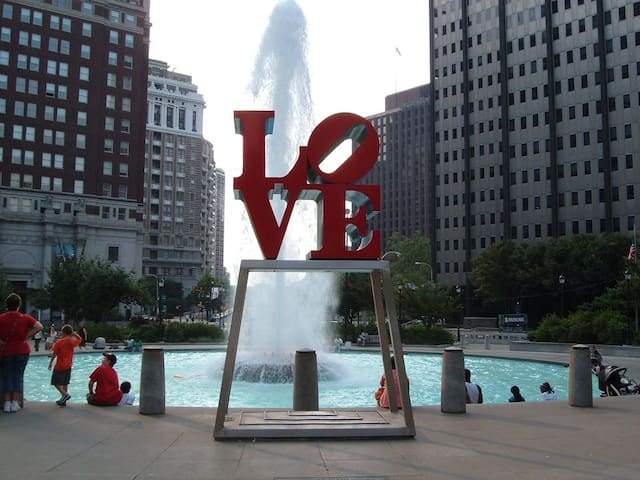 Fall in Love with Philly Guidebook