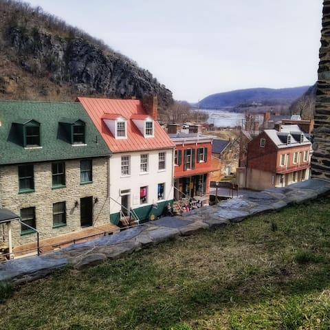 Guidebook for Harpers Ferry/Shepherdstown