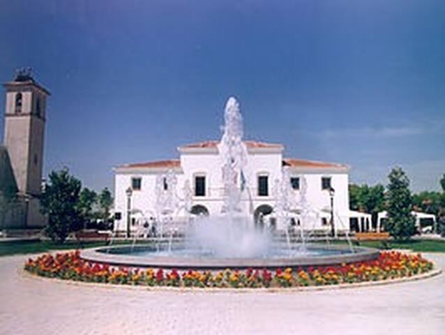 Villanueva de la Cañada y alrededores
