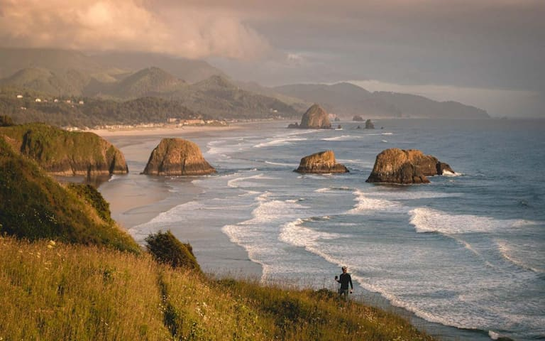 Eric's Guidebook to the Oregon Coast