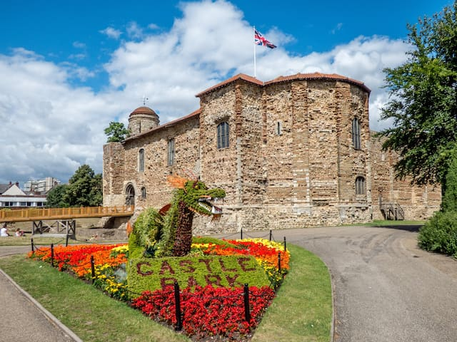 Local attractions in and around Colchester