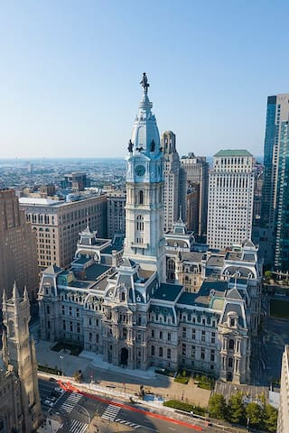 Philadelphia City guidebook