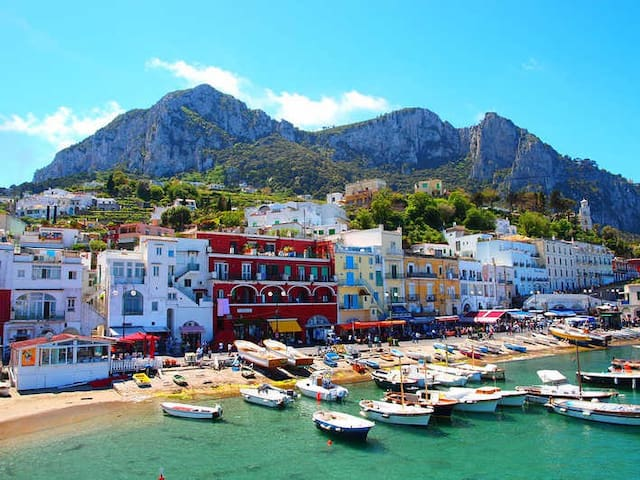 What to see in Capri