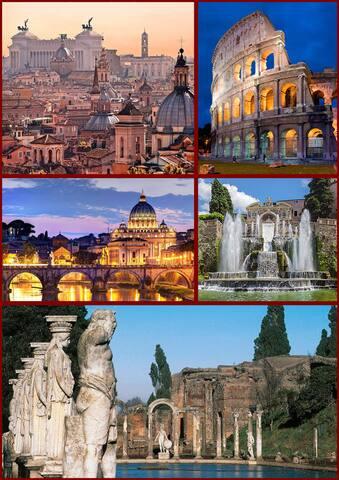"""Molto più che """"semplicemente"""" Roma (◠‿◠✿)"""