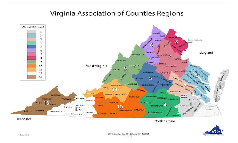 Bath and Highland Virginia Guidebook