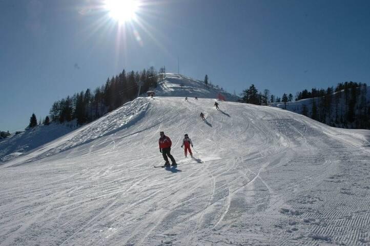 Esperienze sulla neve
