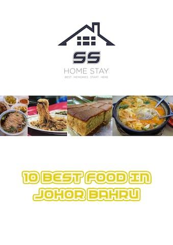 10 BEST FOOD IN JOHOR BAHRU