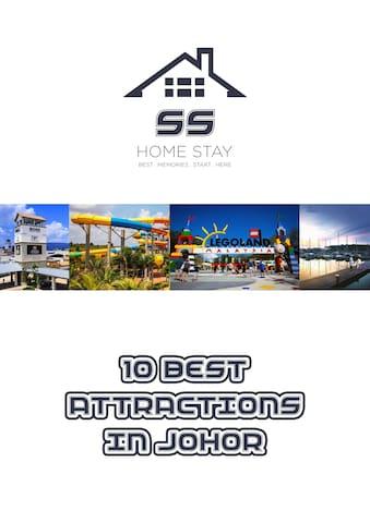 10 BEST ATTRACTIONS IN JOHOR BAHRU