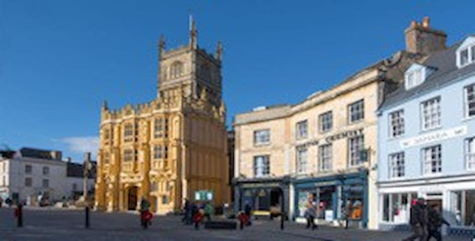 Guidebook for Cirencester