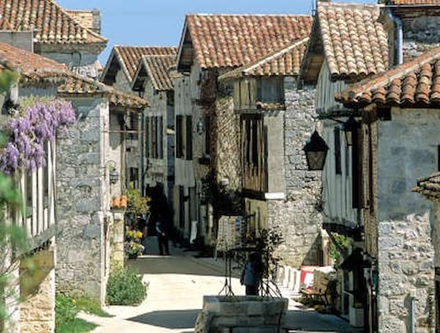 Pujols et le Lot et Garonne