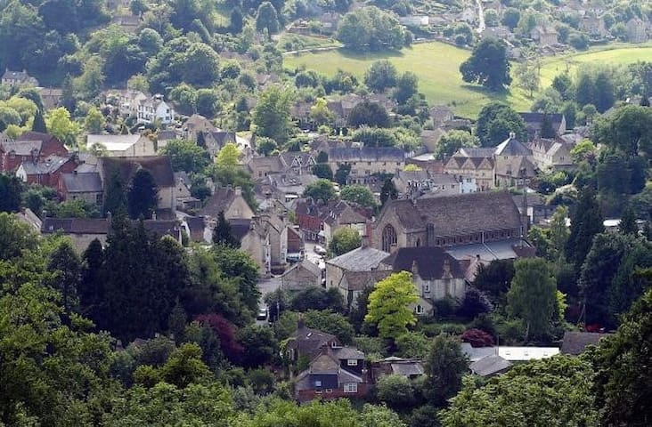 Guidebook for Nailsworth