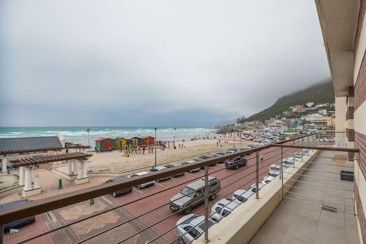 At the Beach - Muizenberg