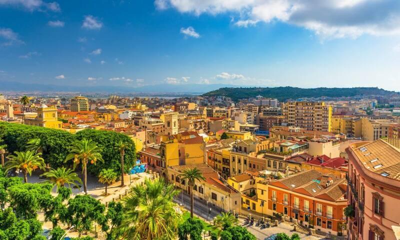 Cagliari, perla del Mediterraneo