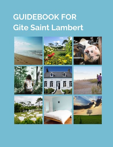 Guidebook for Gite Saint Lambert
