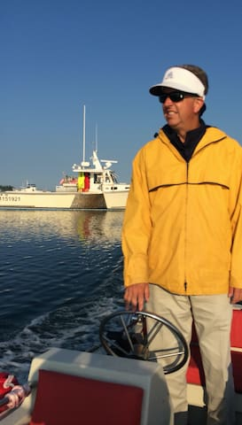 Cap'n Dave's Famous MidCoast Maine Guide