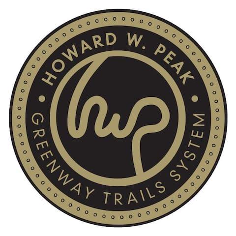 Howard W. Peak Greenway Trail System