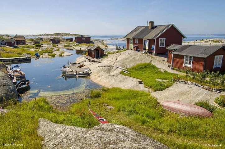 Guidebook for the archipelago surroundings (and a bit about Stockholm)