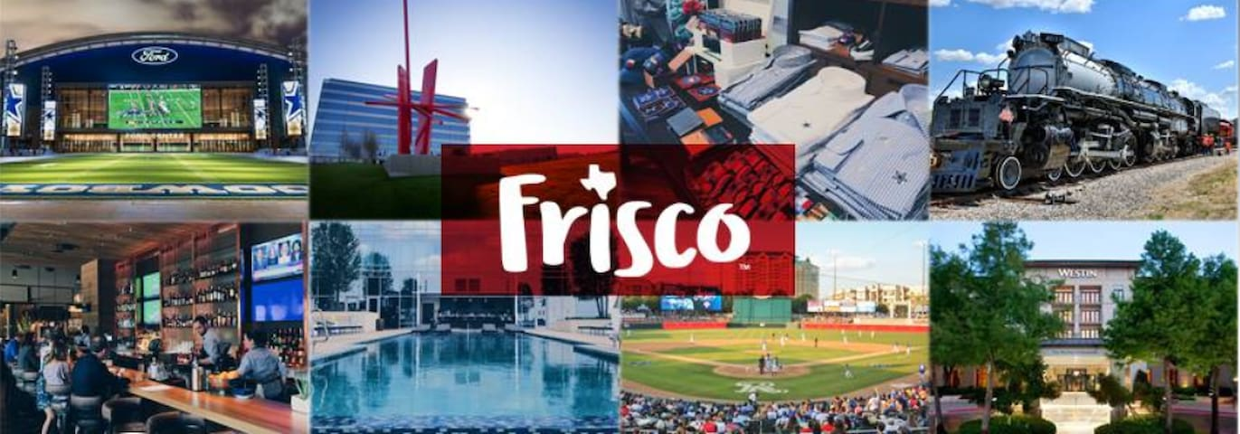 Recommendations for Frisco
