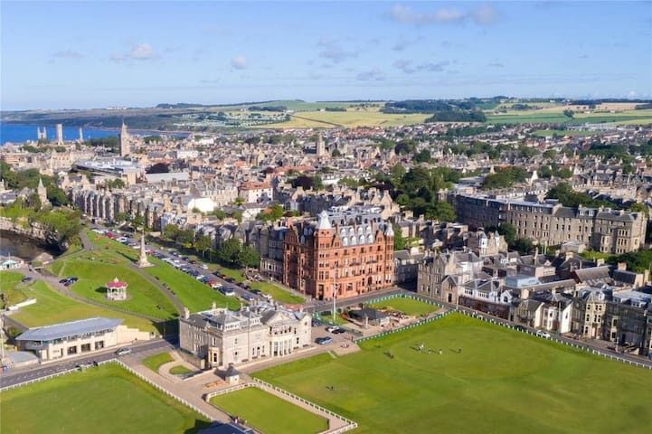 Local Guide To St Andrews
