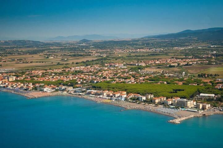 Come scoprire la Costa degli Etruschi