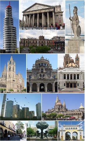 Todo lo que necesitas visitar en Guadalajara y mucho más.