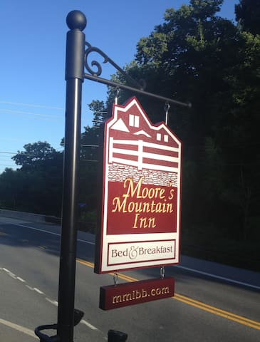 Moore's Mountain Inn Guidebook