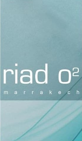 Riad O2 : Guidebook for Marrakesh