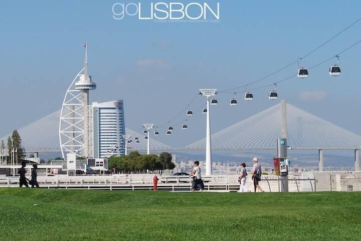 Lisboa a Oriente