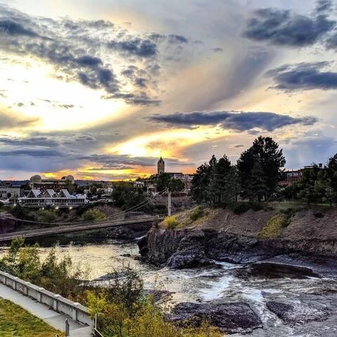 Alana's Spokane Guidebook