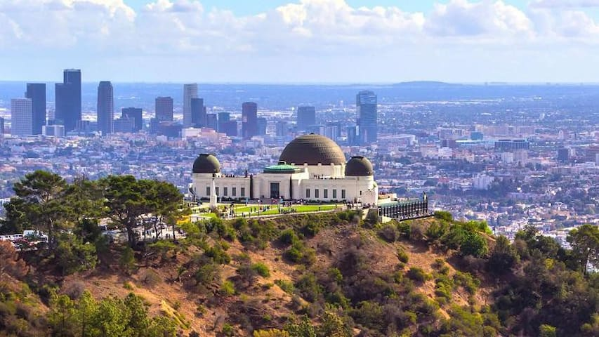 Guidebook for Glendale and LA