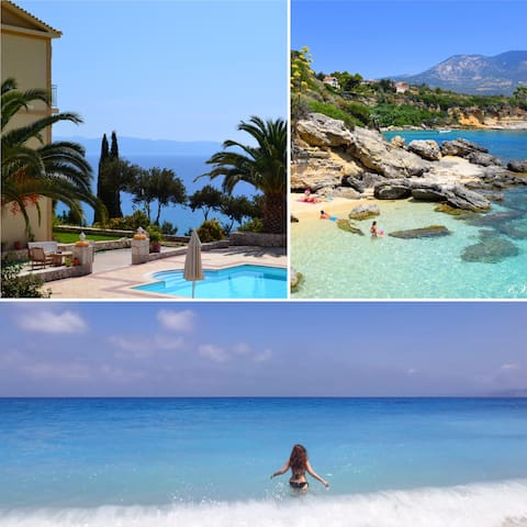 Lourdata Kefalonia Greece: welcome to paradise!