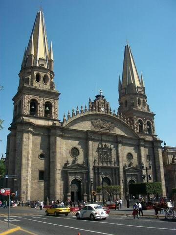 Guadalajara, el centro y alrededores!