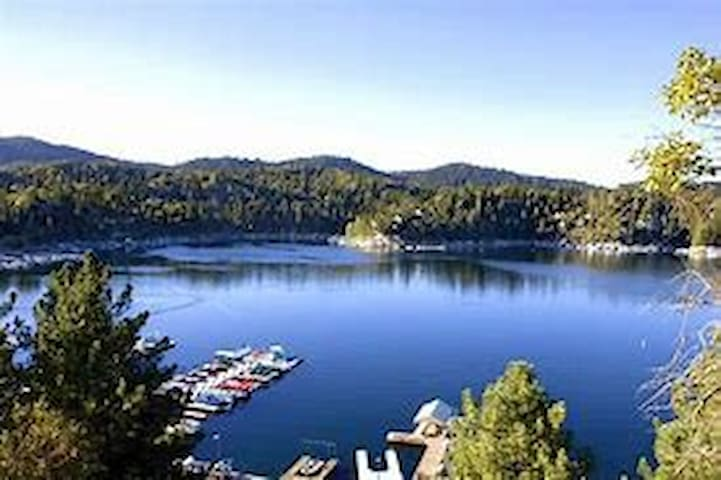 Patricia's Lake Arrowhead Guidebook