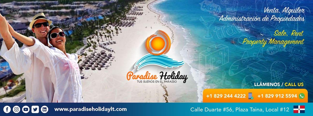 La guía de  Real Estate , Immobilier  Paradise holiday