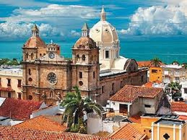 Guidebook for Cartagena