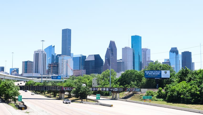 Our Favorite Spots in Houston!