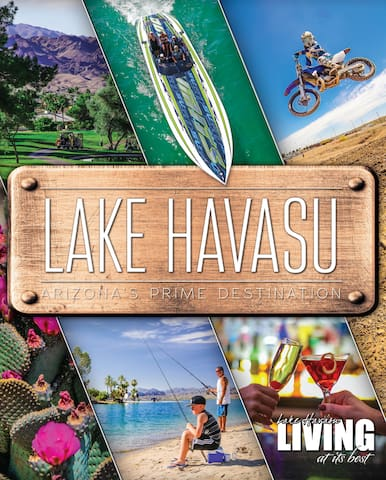 Guidebook for Lake Havasu City