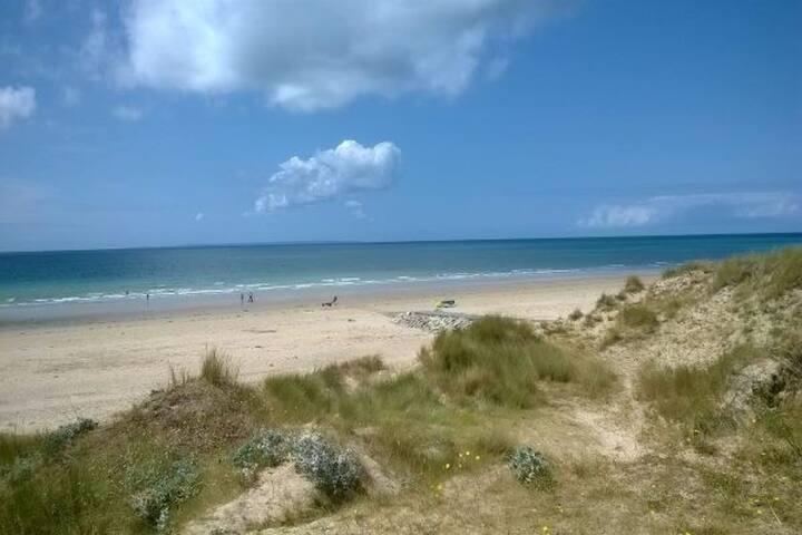 Beaches galore