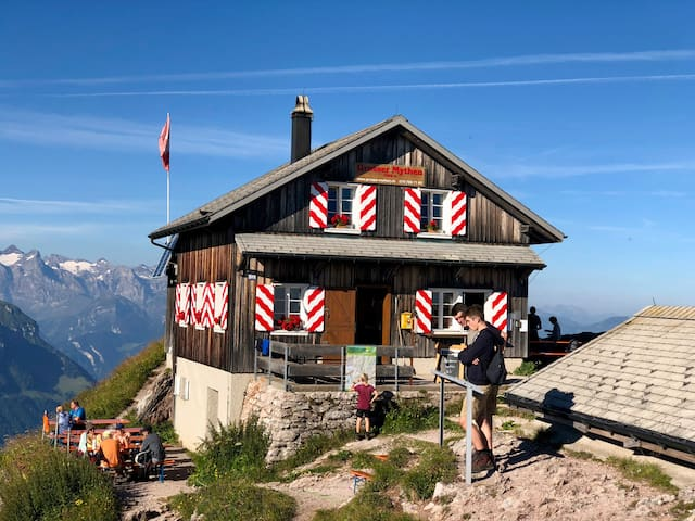 Reiseführer Brunni-Alpthal