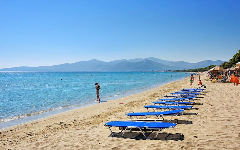 Athens' Beaches