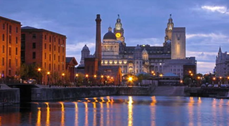 Alessandra's guidebook - Liverpool and surrounding areas