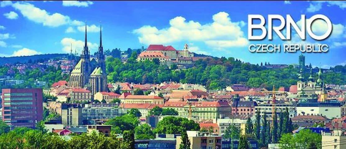 Guidebook for Brno