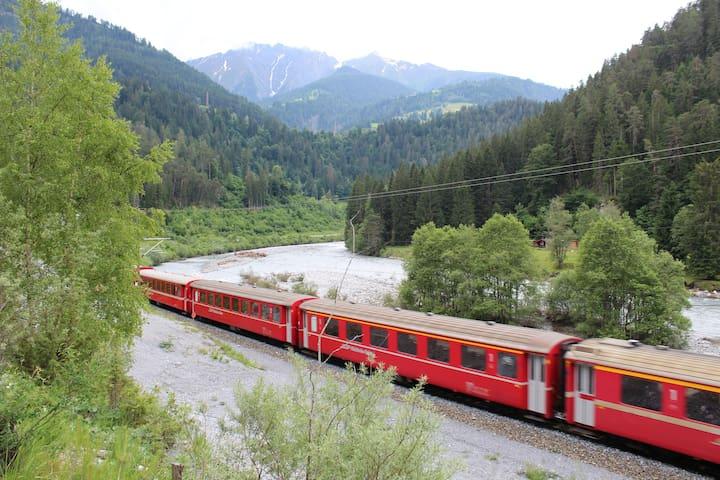 Guidebook for Laax - Switzerland